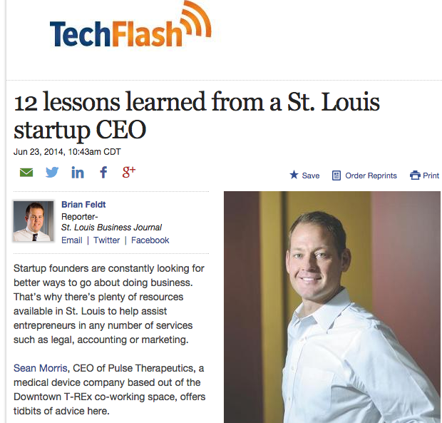 STL Biz Article